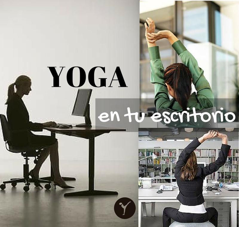 YOGA en la oficina: ACTIVATE (parte I)
