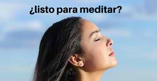 #meditacion40once: BIENVENIDA
