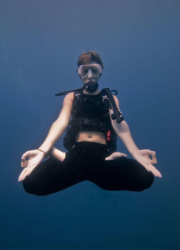 MEDITACIÓN: ¿snorkelear o bucear?