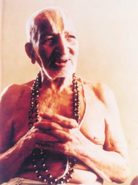 Empezando a practicar...descubriendo a Krishnamacharya