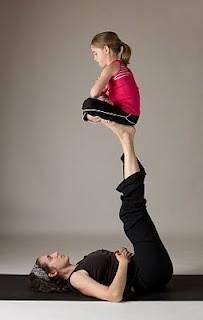 TIPS para practicar YOGA con tus hijos