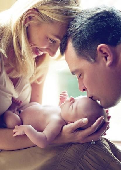 7 cosas que puedes hacer por ella -si acaban de tener un bebé-
