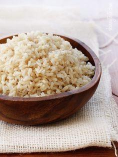 La nobleza del arroz.