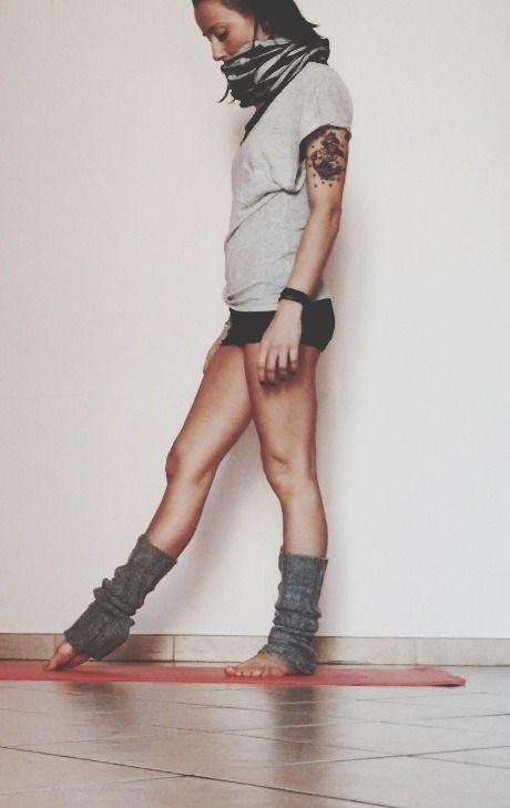 4 posturas para unas piernas increíbles