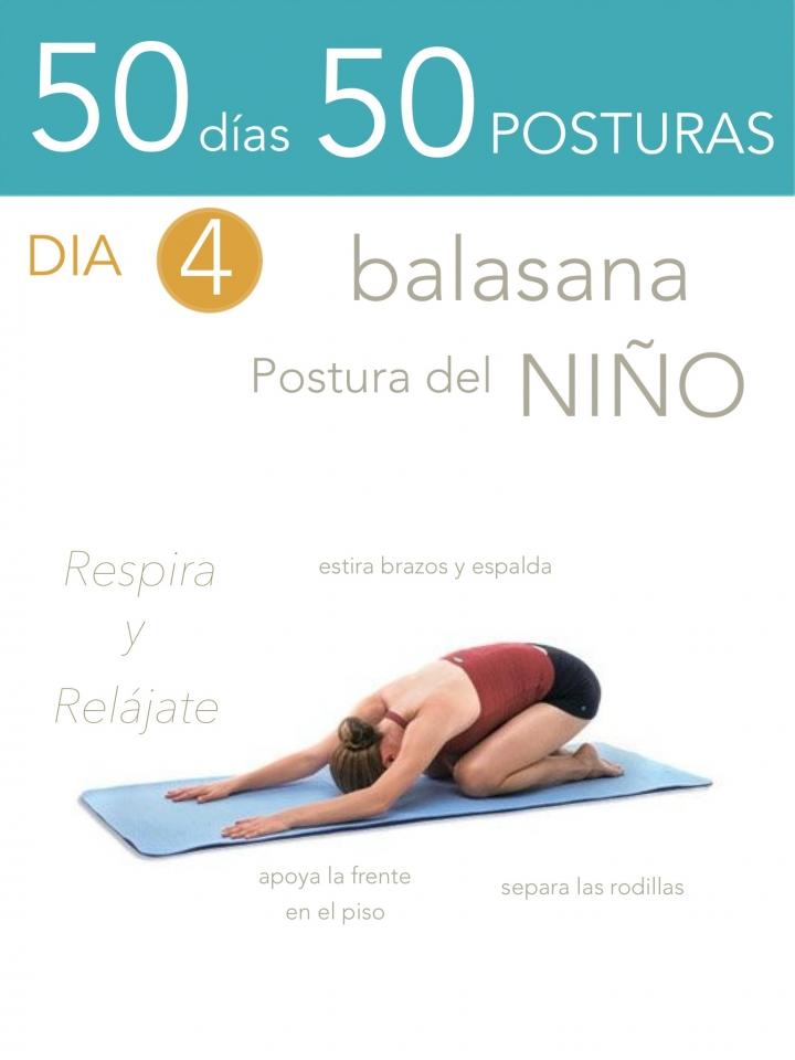 4 asanas de yoga
