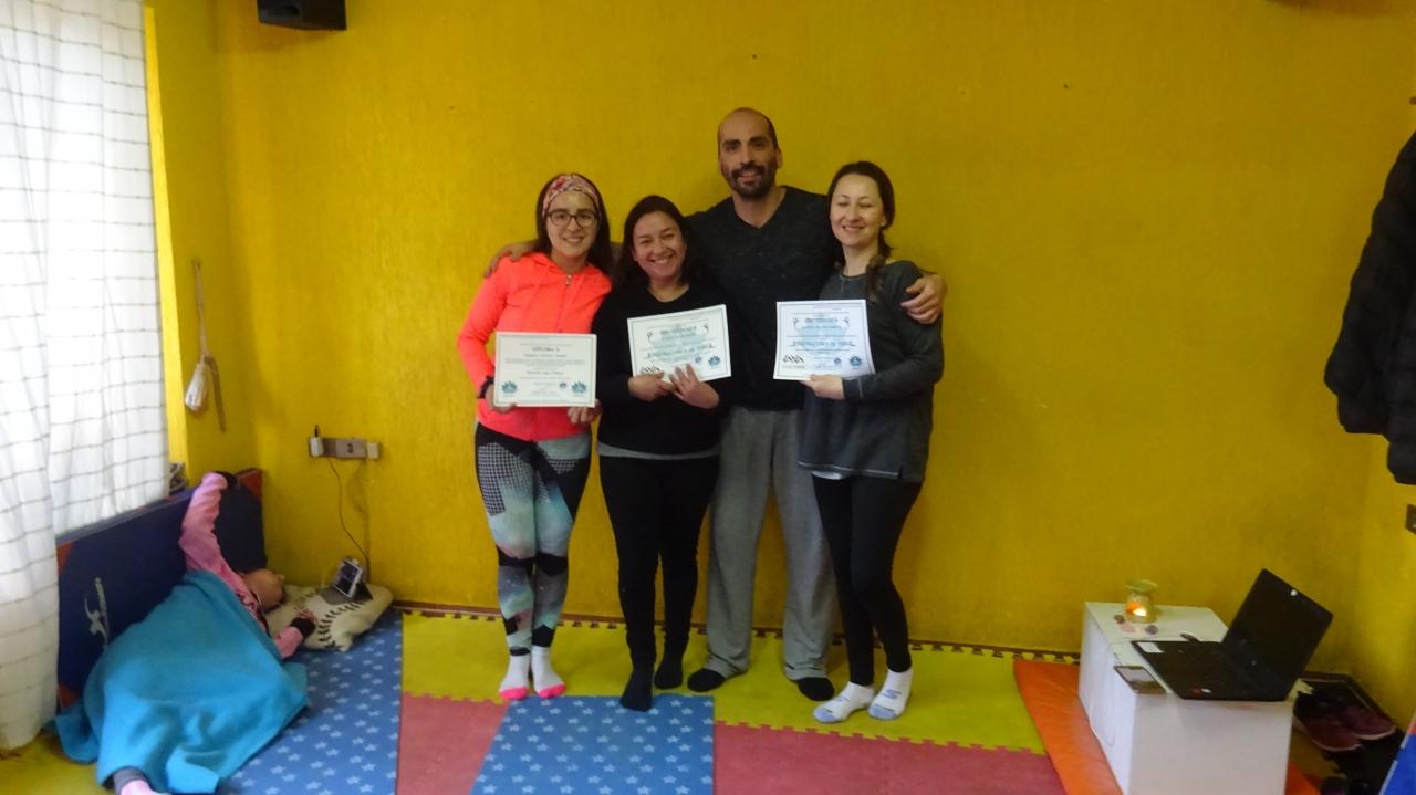 Certificación de nuevos Instructor@s de Yoga 30-10-2019