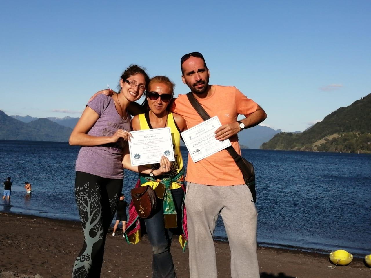Certificación de nuevos Instructor@s de Yoga 27-01-2020