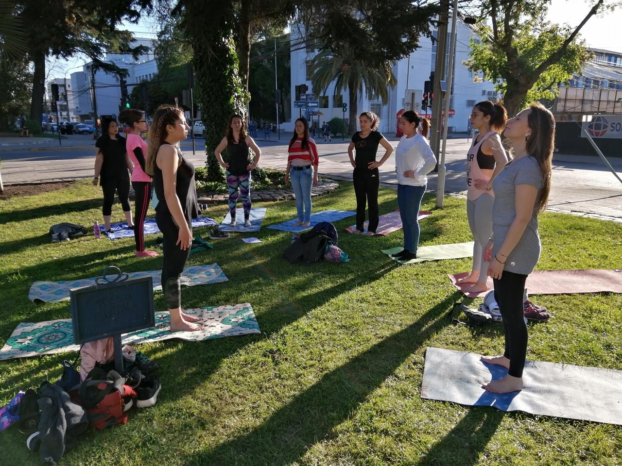 En transformaciones sociales; El Yoga no puede quedar fuera 27-10-2019