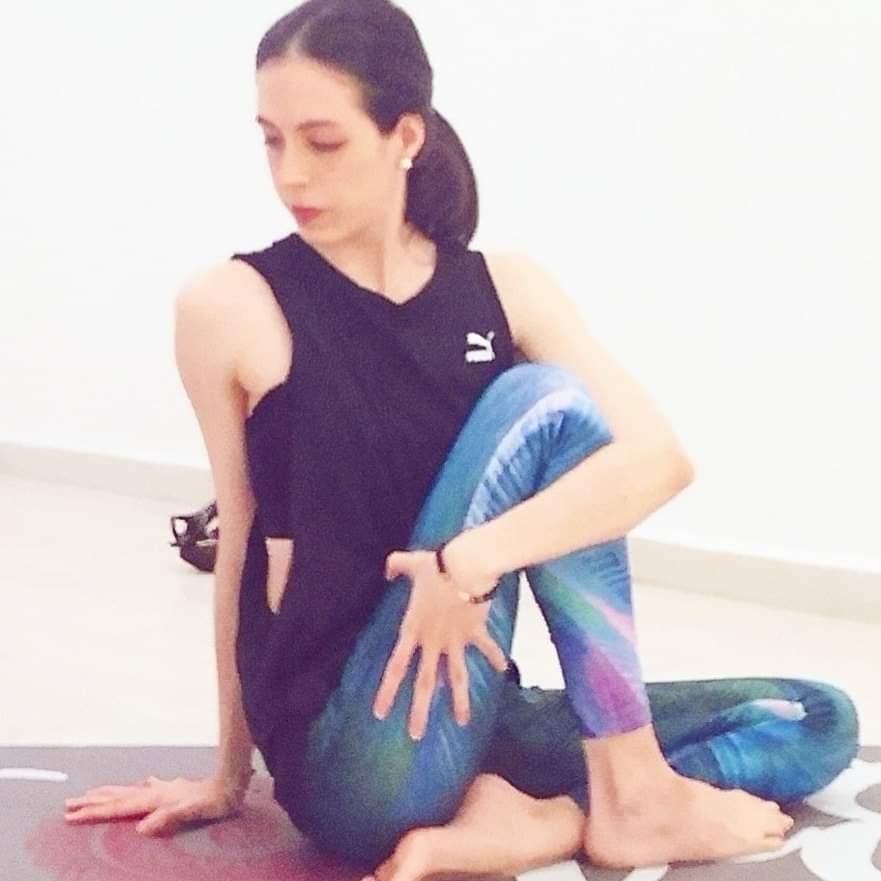Posturas de yoga 19-06-2020